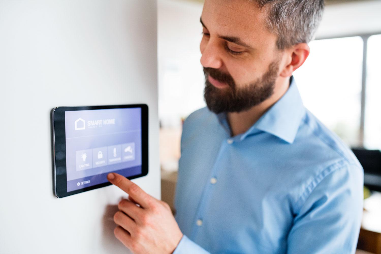 Smart home Objets connectés dans la domotique